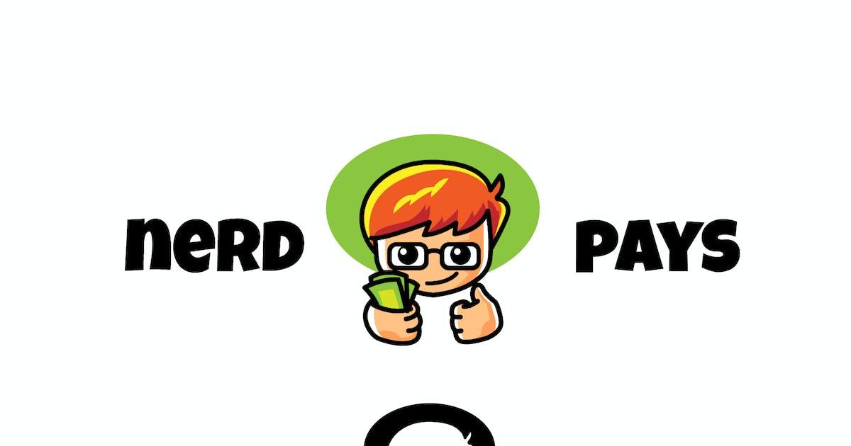 Download Nerd Pays - Mascot & Esport Logo by aqrstudio