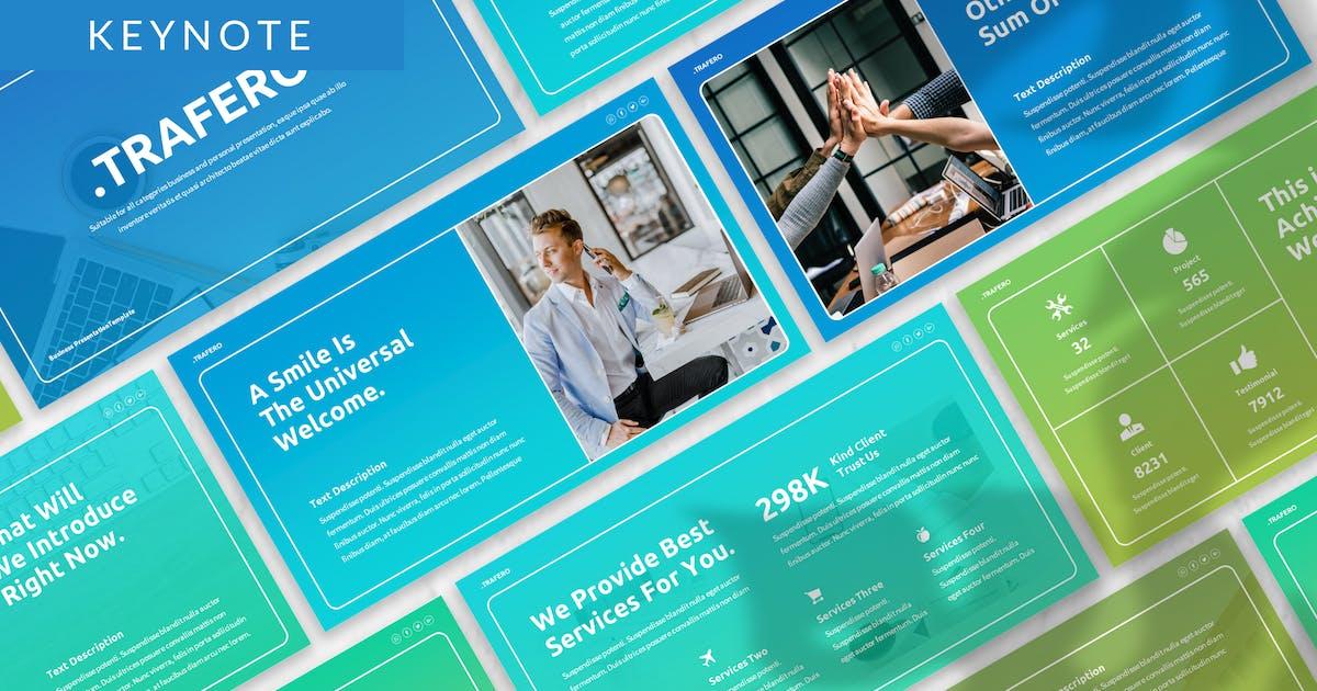 Download Trafero - Business Keynote Template by designesto
