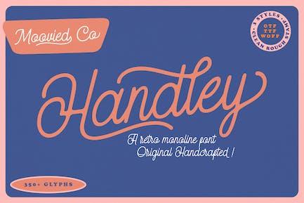 Handley Monoline Retro