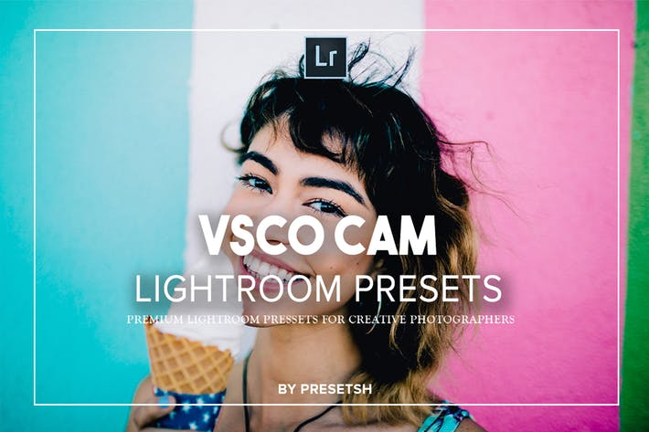 Thumbnail for 30 Vsco cam Inspired Lightroom Presets