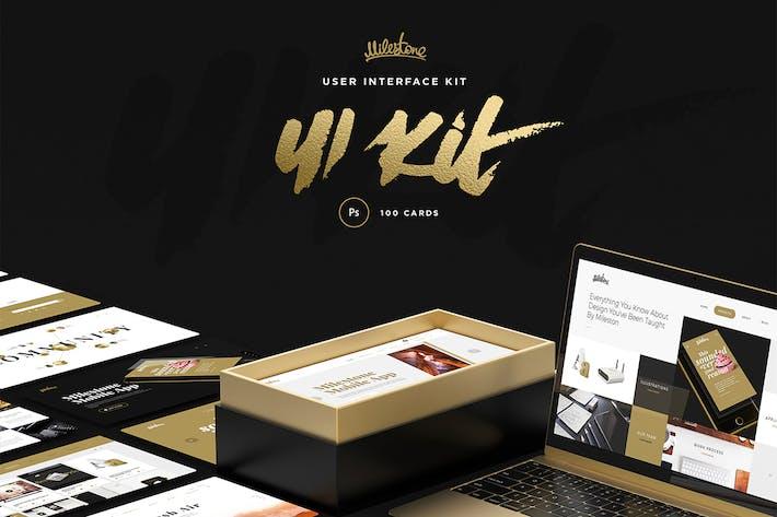 Thumbnail for Milestone UI Kit