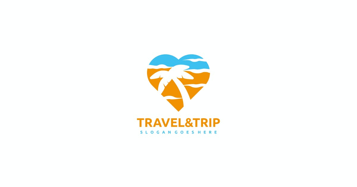 Download Travel and Trip Logo by 3ab2ou