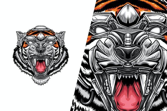 Thumbnail for Tiger-Beast-Maschinen-Abbildung