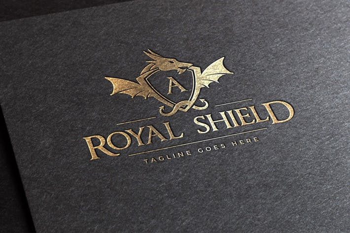 Thumbnail for Royal Shield Logo Template
