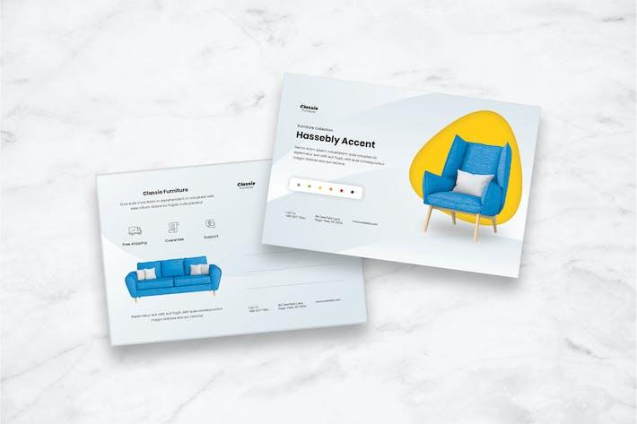 Thumbnail for Carte postale