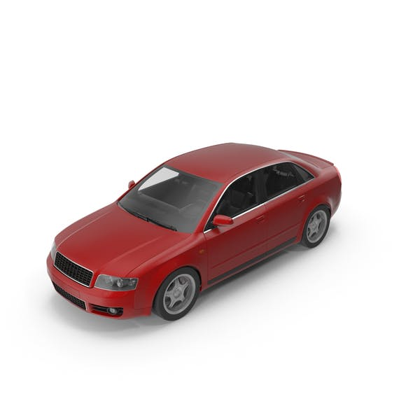 Car Red