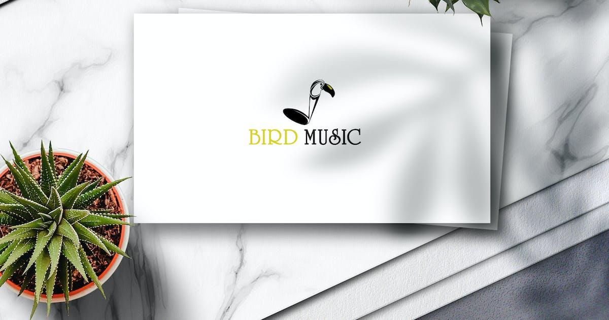 Download Bird Music Logo by Voltury