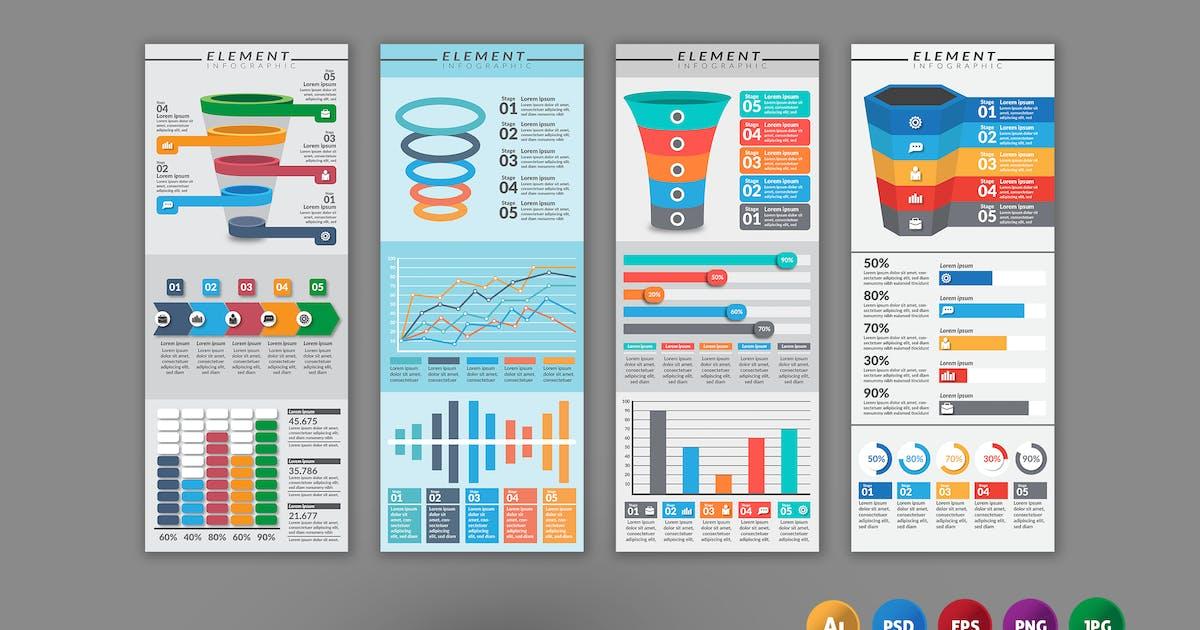 Download Cyclone Element – Infographics Design by designesto