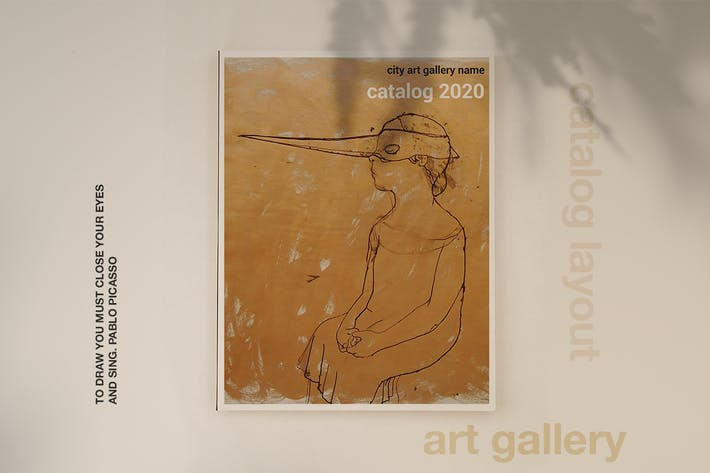 Thumbnail for Art Gallery Catalog