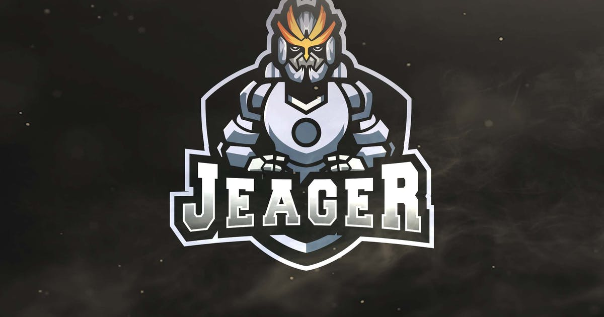 Download Jeager Sport and Esports Logo by ovozdigital