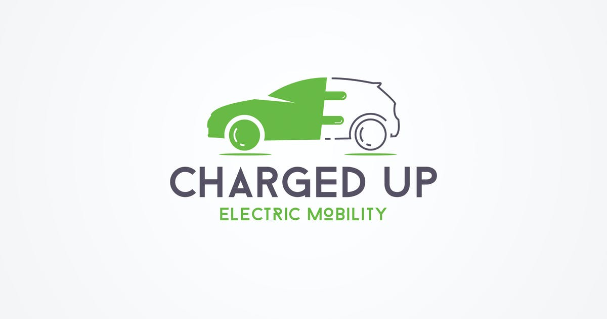 Download Electric Car Logo Template by floringheorghe