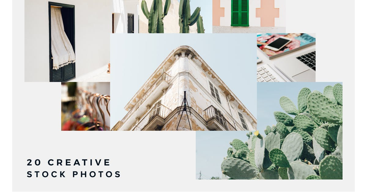 Download 20 Stock Photos Creative Pack vol.2 by MuseFrame