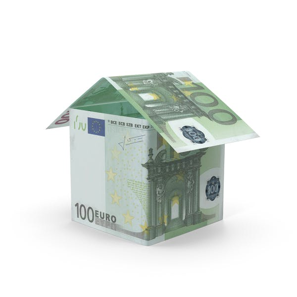 Thumbnail for 100 Euro Bill House