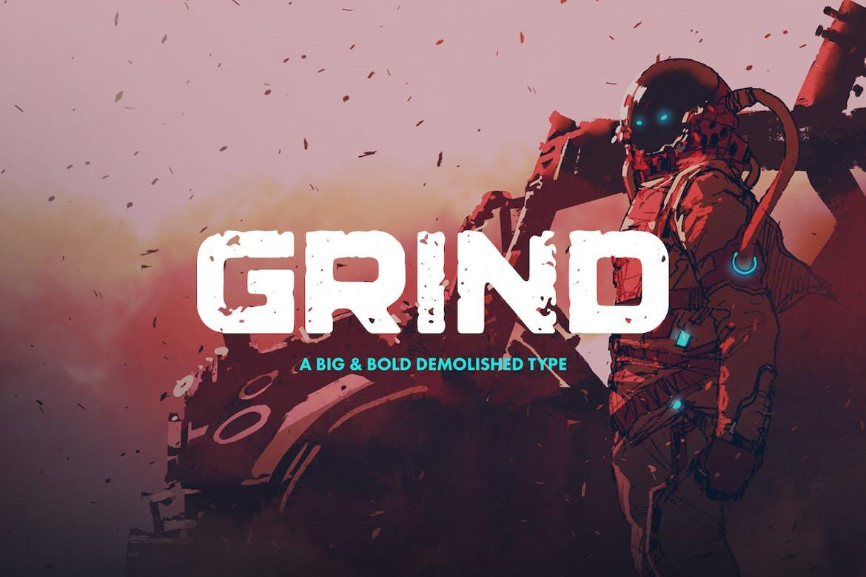 Grind-Demolished
