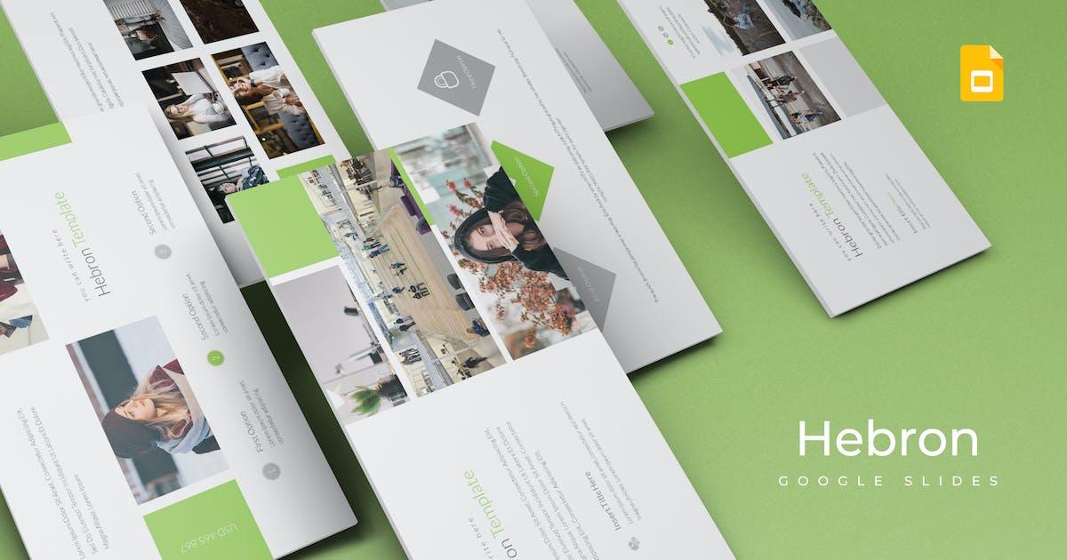 Download Hebron - Google Slides Template by aqrstudio
