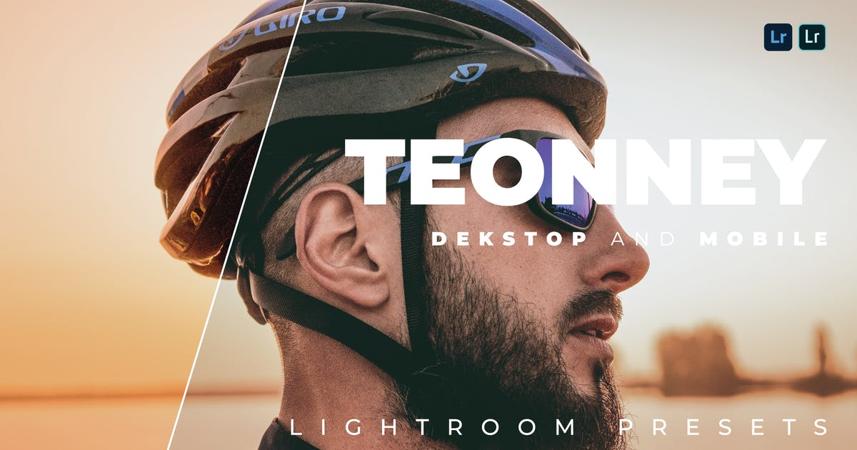Download Teonney Desktop and Mobile Lightroom Preset by Bangset
