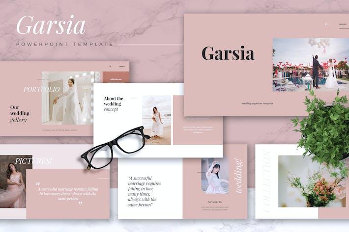 GARSIA - Wedding Organization Powerpoint Template