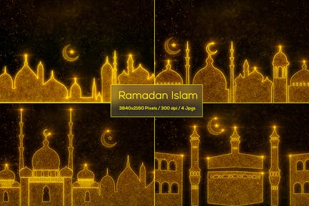 Ramadan Islam Arrière-plans