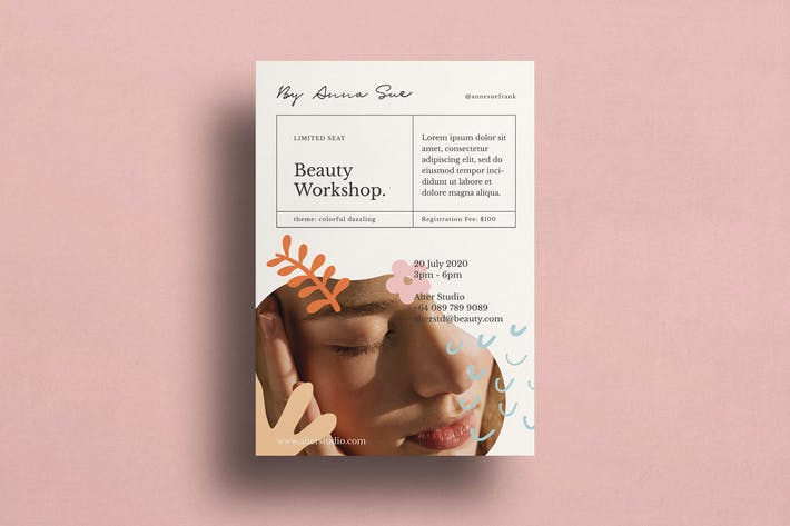 Thumbnail for PLAYFUL SERIES 01 - Beauty Flyer
