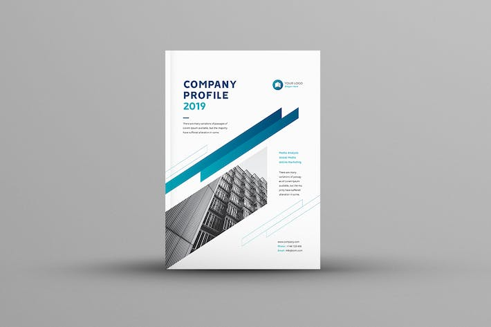 Thumbnail for Company Profile 2019
