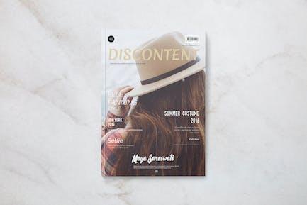 Discontent Magazine