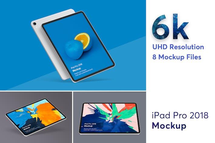 Thumbnail for iPad Pro Mockup