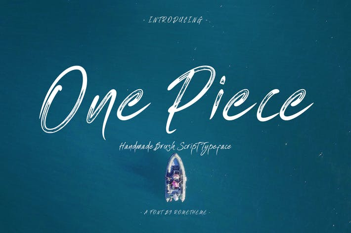 Thumbnail for One Piece - Typeface