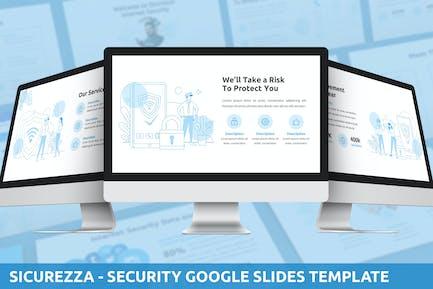 Sicurezza - Security Google Slides Template