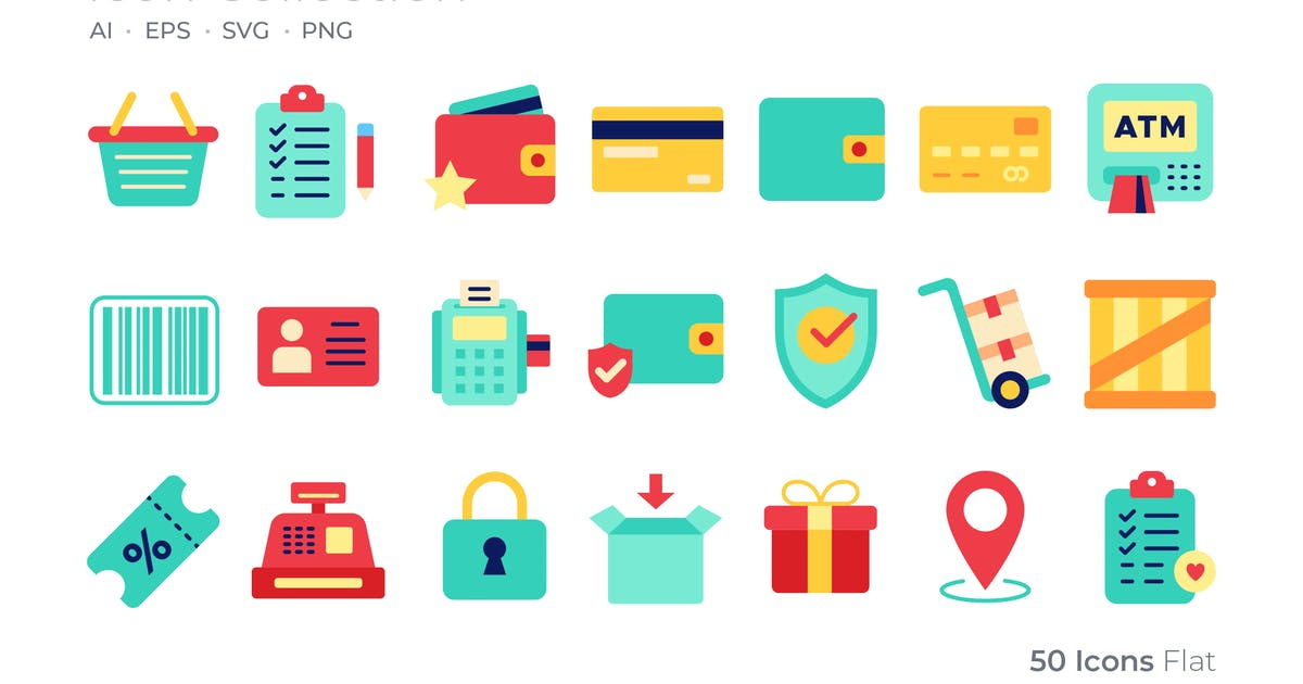 Download Retail Color Icon by GoodWare_Std