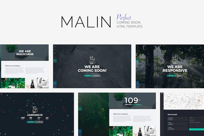 MALIN - Modèle parfait bientôt à venir