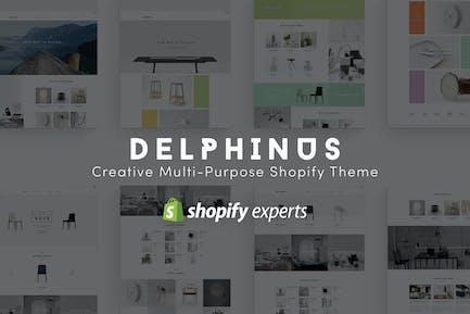 Delphinus | Creative Multi-Purpose Shopify Theme