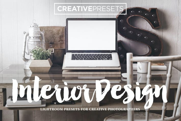 Thumbnail for Interior Design Lightroom Presets