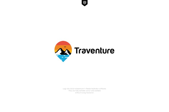 Thumbnail for Travel Pin Logo