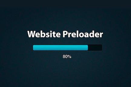 Progress Loader — WordPress Site Preloader