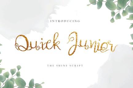 Quick Junior Decorative Calligraphy