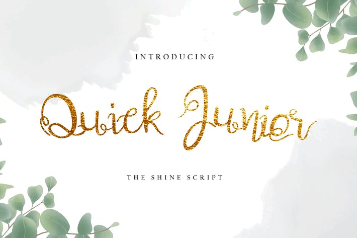 Thumbnail for Quick Junior Decorative Calligraphy