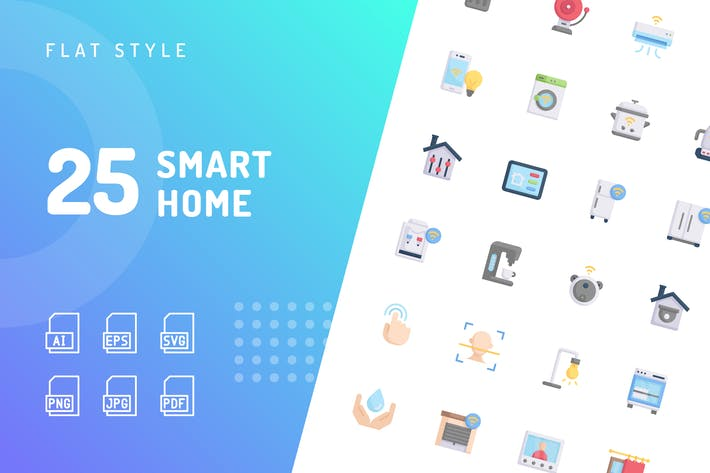 Thumbnail for Smart Home Flat