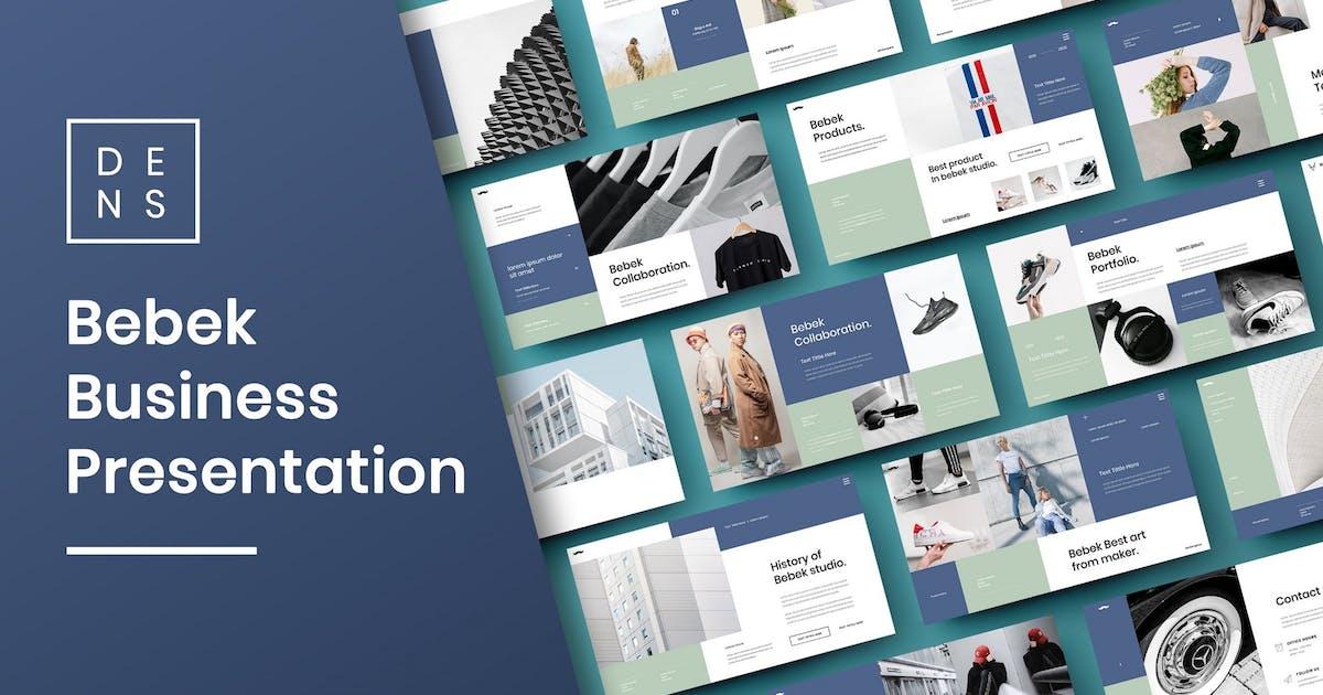 Bebek – Business PowerPoint Template by DensCreativeStudio