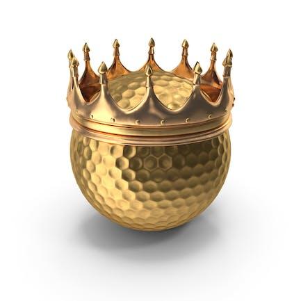 Golf-König