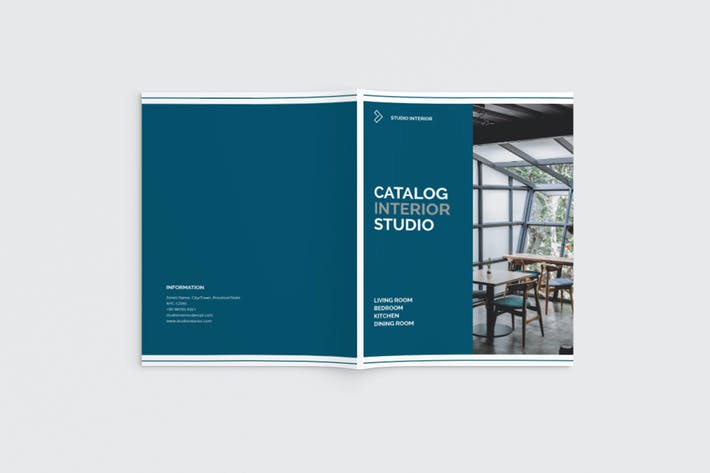 Thumbnail for Catalog Studio Brochure