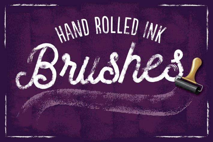 Cover Image For Hand Rolled Ink Brushes
