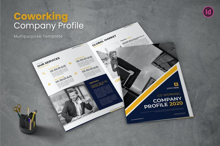 Thumbnail for Coworking Business Firmenprofil