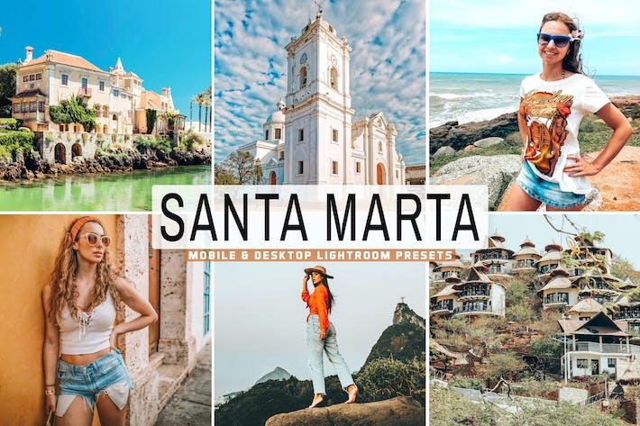 Thumbnail for Пресеты для мобильного и настольного освещения Santa Marta