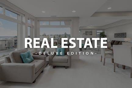 Real Estate Deluxe Edition | Para móviles y Deskto
