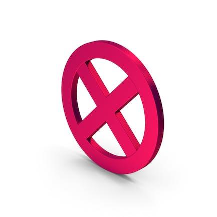 Symbol X Mark