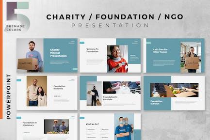 Charity - non-governmental organizations