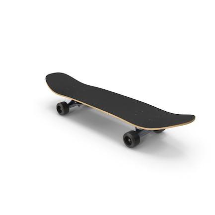 Skateboard Totenkopf