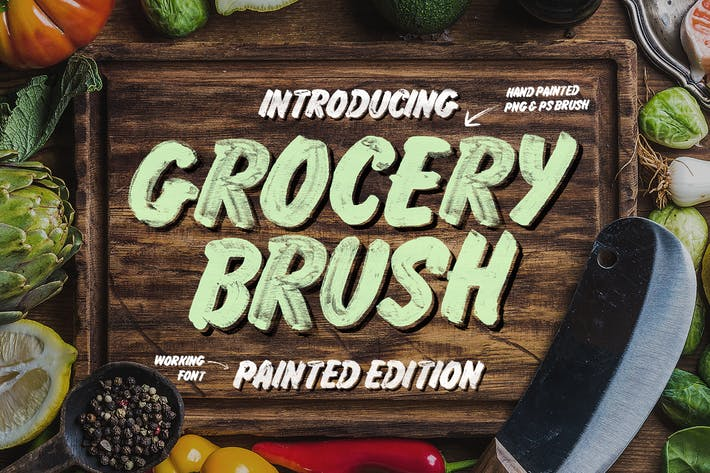 Thumbnail for Grocery Brush