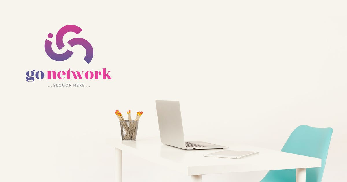 Download Networking Logo by graphix_shiv