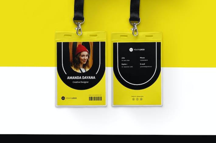 Creative Designer - ID Card